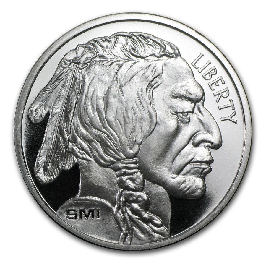 1/10 oz American Silver Buffalo (Sold Out)