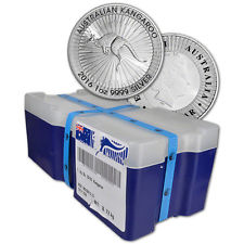 250 oz Australian Silver Kangaroo (2017) Monster Box