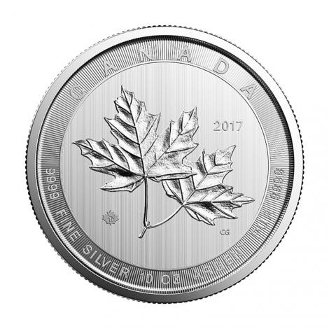2017 Canada 10 oz Magnificent Maple Leaves – Arriving 10 March